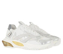 Sneakers Valentino Shoes Bianco Silver/Ghiaccio/Bianco