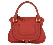 Marcie Medium Shoulder Bag Earthy Red Hobo Bag