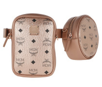 Gürteltasche Essential Vitsetos Belt Bag Champagne Gold rosa