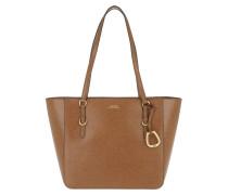 Tote Shopping Bag Medium Brown cognac