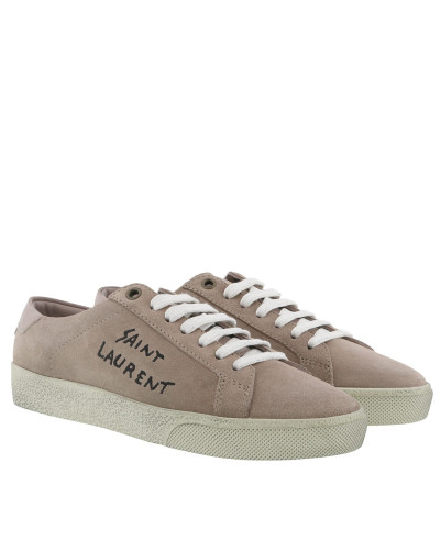 Court Classic SL/06 Velour Sneakers Rose Antique Sneakers