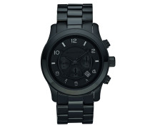 Runway Chronograph Watch Blackout Uhr