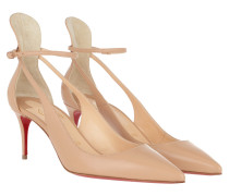 Mascara 70 Pumps Leather Nude Pumps