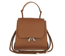 Umhängetasche Sleepy Fly Crossbody Bag Cuoio cognac