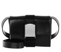 Umhängetasche Christine Deluxe Small Crossbody Bag Black schwarz