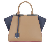 3Jours Shopper Grey Tote