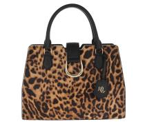 Tote City Satchel Medium Leopard braun