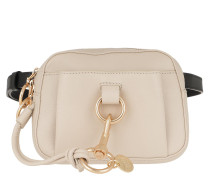 Gürteltasche Tony Belt Bag Leather Cement Beige beige
