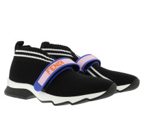 Sneakers Fendi Sneakers Calf Leather Black schwarz