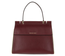 Satchel Bag Jasmine MD TH Satchel Bag Oxblood rot