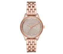 Uhr Lexington Jetset Watch Rose Gold