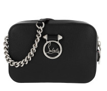 Umhängetasche Rubylou Mini Crossbody Bag Black schwarz