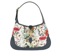 Hobo Bag Jackie Medium Flora Hobo Bag Blue blau