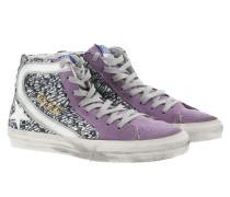 Slide Sneakers Grey Combi