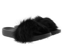 W Royale Sandale Black Sandalen
