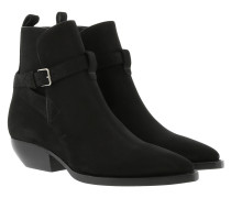 Theo Jodhpur Boots Black Schuhe