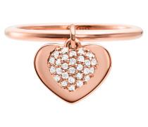 Schmuck MKC1121AN791 Love Heart Duo Ring Roségold gold