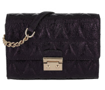 Ruby Clutch Medium Damson Umhängetasche