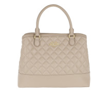 Soft Quilted Tote Tortora Tote