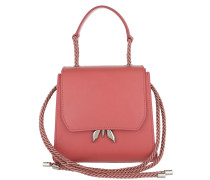 Satchel Bag Sleepy Fly Crossbody Bag Dusty Rose rosa