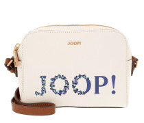Cortina Bouquet Cloe Shoulder Bag Offwhite