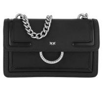 Mini Love New Crossbody Bag Nero Limousine Tasche