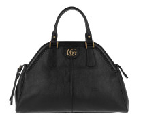 ReBelle Medium Top Handle Bag Black Tote
