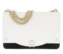 Diadora Crossbody Bag S White Tasche weiß