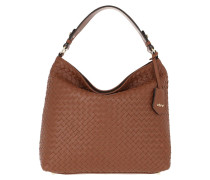 Hobo Bag Elvi Small Cognac