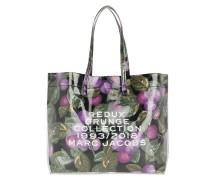 Tote Fruit Tote Bag Purple Multi bunt