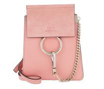 Faye Mini Bag Suede Calf Skin Ideal Blush Tasche
