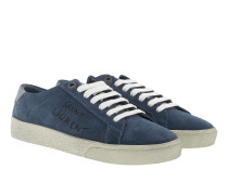 Court Classic SL/06 Velour Sneakers Denim Sneakers