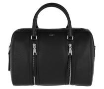 Bowling Bag Tompson TZ Satchel Bag Black/Silver schwarz