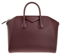 Antigona Medium Handbag Oxblood Tote