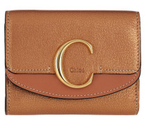 Portemonnaie Compact Wallet Rose Gold