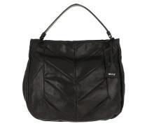 Hobo Bag Wild Hobo Bag Black/Nickel schwarz