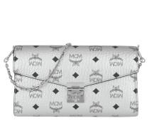Umhängetasche Millie Visetos Crossbody Medium Berlin Silver silber