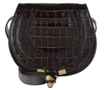 Umhängetasche Marcie Shoulder Bag Leather Profound Brown braun