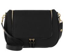Vere Soft Satchel Black Satchel Bag