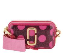 Umhängetasche Glitter Snapshot Crossbody Bag Pink Multi pink