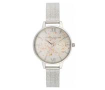 Uhr Watch Celestial Silver