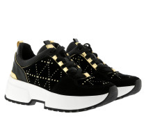 Cosmo Trainer Black Sneakers