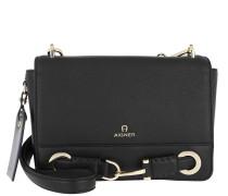 Umhängetasche Cavallina S Crossbody Bag Black