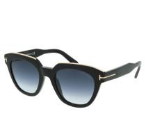 Sonnenbrille FT0686 5101W schwarz