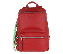 Rucksack Neo Small Backpack Ruby Red