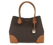 Tote Mercer Gallery MD Center Zip Tote Brown/Acorn braun