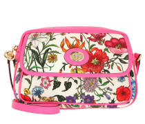 Umhängetasche Flora Shoulder Bag Small Pink