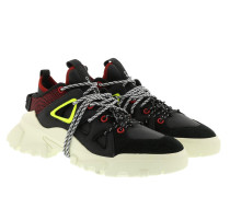 Sneakers Orbyt Mid Sneaker Black/ Red/ Multi schwarz