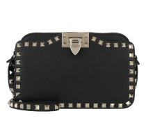 Rockstud Crossbody Camera Bag Black Tasche