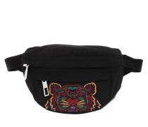 Gürteltasche Canvas Tiger Belt Bag Black schwarz